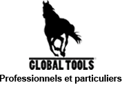 """""""Global Tools"""", l'équipementier des artisans de l'industrie, du BTP et des particuliers sur le net."""
